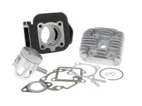 cylinder kit Airsal sport 68cc 47mm, 39.2mm cast iron for Minarelli vertical