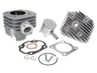 cylinder kit Airsal T6-Racing 69.5cc 47.6mm for CPI, Keeway Euro 2 inclined