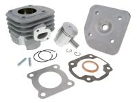 cylinder kit Airsal T6-Racing 49.2cc 40mm for CPI, Keeway Euro 2 inclined