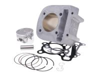 cylinder kit Airsal sport 163.4cc 60mm for SYM Symphony 125, Peugeot Tweet 125