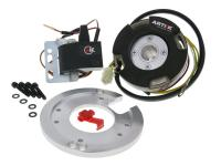 internal rotor ignition ARTEK K1 racing analog with light for Minarelli 2004-