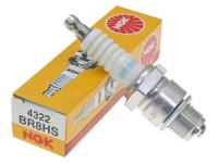 spark plug NGK shielded BR8HS