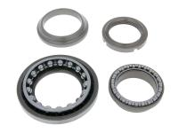 steering bearing set for Piaggio, Vespa, Gilera 50-200cc 2-, 4-stroke (all models)
