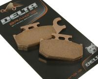 brake pads Delta Braking sintered DB2163RDN