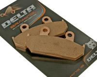 brake pads Delta Braking sintered DB2185RDN