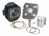 cylinder kit DR 70cc 47mm for CPI, Keeway Euro2 inclined, 12mm