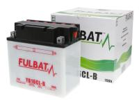 battery Fulbat YB16CL-B DRY incl. acid pack