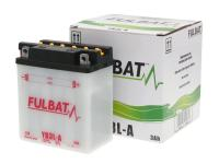 battery Fulbat YB3L-A DRY incl. acid pack
