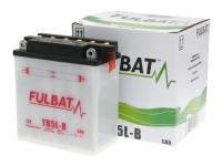 battery Fulbat YB5L-B DRY incl. acid pack