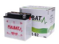 battery Fulbat YB7L-B2 DRY incl. acid pack