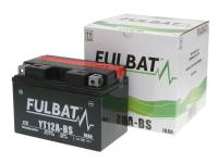 battery Fulbat YT12A-BS MF maintenance free