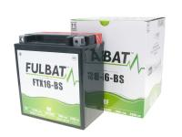 battery Fulbat FTX16-BS MF maintenance free