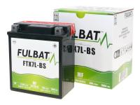 battery Fulbat FTX7L-BS MF maintenance free