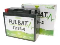 battery Fulbat FT12B-4 SLA