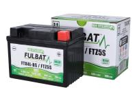 battery Fulbat High Power 5AH GEL +25% FTX4L-BS / FTZ5S SLA
