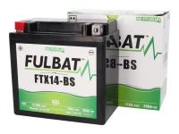 battery Fulbat FTX14-BS GEL
