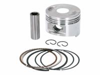 piston set 150cc incl. rings, clips and pin for GY6 150cc 157QMJ