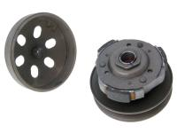 clutch pulley assy with bell for Kymco Agility, Super 8, Movie, Like, DJ