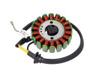 alternator stator 18-coil d=88.5mm for GY6 125, 150