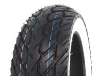tire Kenda K418 120/70-10 54M TL whitewall / white sidewall