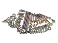 engine screw / nut / bolt set for China 2-stroke, CPI, Keeway