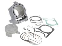 cylinder kit Malossi racing 218cc for Piaggio Leader (carburetor)