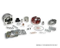 cylinder kit Malossi MHR Flanged Mount Testa R. 70cc 47.6mm for Piaggio LC, Minarelli LC