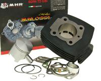 cylinder kit Malossi sport cast iron 64cc for Honda Wallaroo