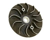 half pulley Malossi Ventilvar 2000 for Multivar or original variator for Honda SH300i, NSS 300i
