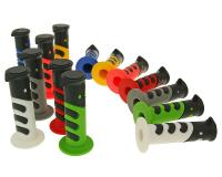 handlebar rubber grip set TNT 922X various colors
