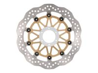 brake disc NG Wavy floating type seconds/ B-stock for Honda CB1300, CBR XX, CB1100 X11 front
