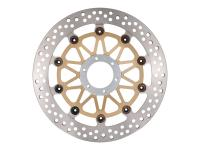 brake disc NG floating type seconds/ B-Stock for Honda CB1300, CBR XX, CB1100 X11 front