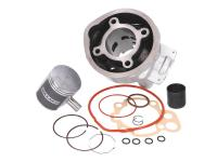 cylinder kit Naraku 70cc 25/28mm for Minarelli AM