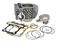 cylinder kit Naraku 170cc 61mm for 4-stroke GY6, Kymco AC
