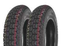 tire set Quick DM1023 3.50-10