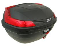 Top Case GiVi B47 Blade Monolock scooter trunk black 47L capacity