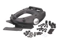 Top Case GiVi Monokey scooter trunk mounting for Suzuki Burgman 400 2007-