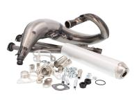 exhaust Yasuni Cross ML MAX aluminum for Aprilia RX, SX, Derbi Senda, Gilera (EBE, EBS, D50B)