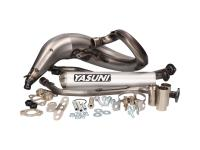 exhaust Yasuni Cross ML MAX aluminum for Offroad, SM, Minarelli AM, Derbi D50B0, EBE, EBS