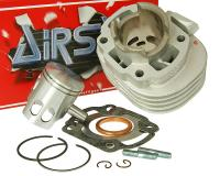 cylinder kit Airsal T6-Racing 49.2cc 40mm for Minarelli horizontal AC