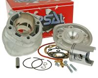 cylinder kit Airsal Tech-Piston 69.7cc 47.6mm for Minarelli LC