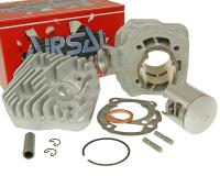 cylinder kit Airsal T6-Racing 69.7cc 47.6mm for Peugeot vertical AC
