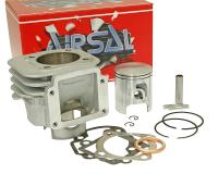 cylinder kit Airsal T6 Tech-Piston 69.7cc 47.6mm for Minarelli vertical