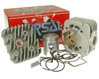 cylinder kit Airsal T6 Tech-Piston 69.7cc 47.6mm for Piaggio AC