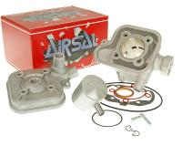 cylinder kit Airsal sport 70cc 47.6mm for Peugeot horizontal LC
