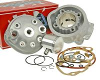cylinder kit Airsal racing 76.6cc 50mm for Minarelli AM