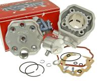 cylinder kit Airsal racing 76.6cc 50mm for Derbi Senda GPR, Gilera GSM SMT RCR Zulu EBE/EBS