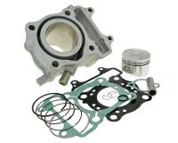 cylinder kit Airsal sport 125cc 52.4mm for Honda SH, NES, FES, PES, Keeway Outlook, Tell Logik 125