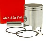 piston kit Airsal sport 49.5cc 39mm for Kymco horizontal LC