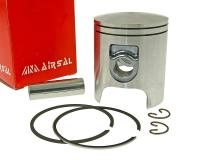 piston kit Airsal 69,7cc 47,6mm Tech-Piston for Piaggio LC
